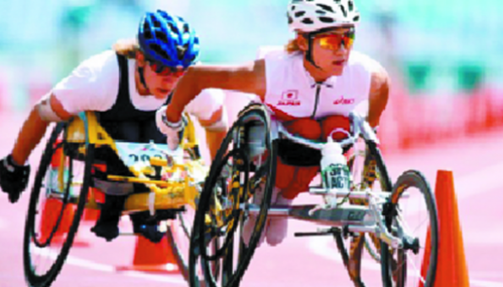 Paralympic athletes_0