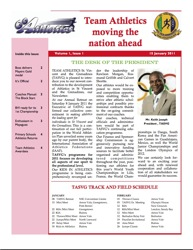TASVG launches Newsletter