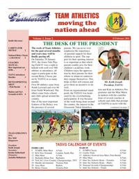 Issue 2 of TASVG Newsletter available