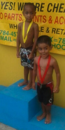 8 and Under Swim Championships