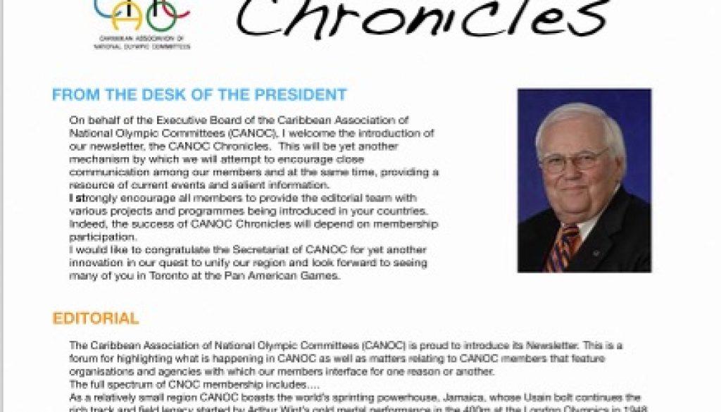 canoc chron