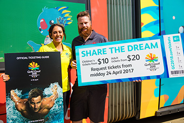 GC2018 unveils competition events schedule