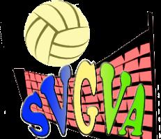 svgvolleyball logo